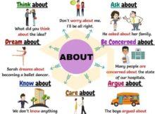 verbe cu prepozitie test engleza online