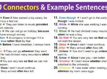 20-Connectori in limba engleza cu exemple.jpg
